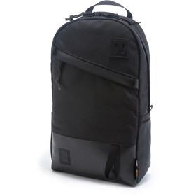 Topo Designs Daypack Leather, ballisticblack/black leather